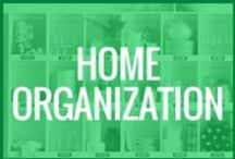 Lifestyle: Home Organization / Home organization ideas with Chalene Johnson
