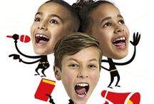 De Nederlandse Kinderjury 2018 - Bibliotheek Noord-Veluwe / Vanaf 7 maart tot en met 16 mei 2018 kan er door kinderen gestemd worden voor De Nederlandse Kinderjury 2018. Zij mogen stemmen op maximaal drie boeken die in het voorgaande jaar voor het eerst zijn verschenen.  In twee leeftijdscategorieën: van 6 t/m 9 jaar en 10 t/m 12 jaar. De uitreiking van de Prijs van de Nederlandse Kinderjury vindt in juni 2018 plaats.