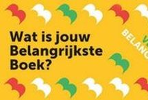 Top 10 Belangrijkste Boeken - Bibliotheek Noord-Veluwe / Dit is de top 10 Belangrijkste Boeken volgens Nederland in week 6. Stem op jouw Belangrijkste Boek via www.belangrijksteboek.nl/. Klik op de afbeelding om een boek te reserveren.