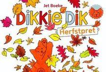 Boekjes over herfst - Bibliotheek Noord-Veluwe