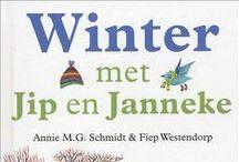 Boekjes over winter - Bibliotheek Noord-Veluwe