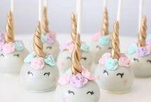 { Cake Pops } / Rezepte und Ideen zum Backen von Cake Pops für Geburtstage, als Snack auf einer Party oder als Geschenke aus der Küche