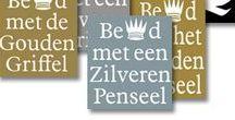 Bekroond met de Gouden Griffel en Zilveren Penseel / Bekroonde boeken