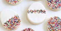 { Ostern & Frühling } / Rezepte zum Kochen und Backen für eine Party zu Ostern oder für Geschenke aus der Küche; auch Ideen für Dekoration und Verpackung DIY