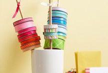 Craft Storage and Organization