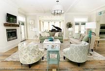 Dream Home Ideas / by Christi Mayo
