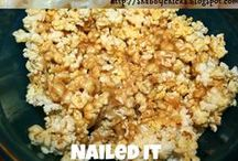 Pinterest Recipe Fails / Recipes we've tried that are nasty. / by The Girlie Tomboy