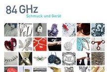 Jewellery Art / 84 GHz · Schmuck und Gerät · 13-16 March 2014 · SOLOS - NEVER ODD OR EVEN  · From London to Hell  · obsessed with paper   ·  Märta Mattson & Tanel Veenre  · Lauri-Dag Tüür  ·  Daniel Graziadei  ·  The Dialogue Collective   ·  http://www.84ghz.de/cms/jourfix/index.php?idcatside=887