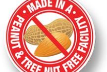 Peanut/Tree Nut Free for The Boy / by The Girlie Tomboy