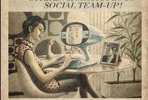 Social Media / by Weitzman Agency