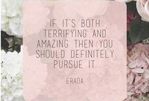 :: W O R D S :: / #Inspiration #Quotes / by E l e n a