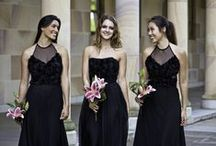 Tania Olsen's Designs / Stunning evening silk gowns designed by Tania Olsen.