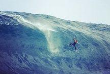 Surfing  / by Mignonne Hubina
