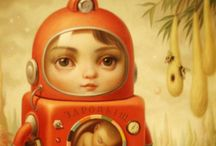 Art - Mark Ryden / by JA H