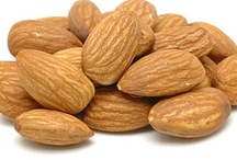 Almond goes with... / All things glorious that go well with Almond.