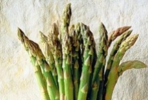 Asparagus goes with... / All things glorious that go well with asparagus.