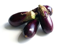 Aubergine / Egg Plant / All things glorious that go well with aubergine / egg plant
