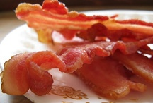 Bacon goes well with... / All things glorious that go well with bacon.