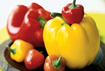 Bell Peppers go well with... / All things glorious that go well with bell pepper.
