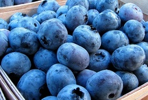 Blueberry goes well with... / All things glorious that go well with blueberry.