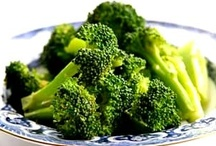 Broccoli goes with... / All things glorious that go well with broccoli.
