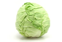 Cabbage goes with... / All things glorious that go well with cabbage.