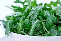 Arugula goes with... / All things glorious that go well with arugula.