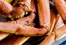 Crab goes with... / All things glorious that go well with crab.