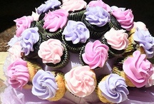 Food - Cupcakes / by Charmaine Kobus