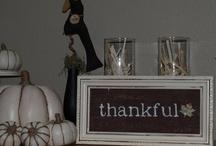 Thanksgiving / by Mignonne Hubina