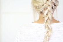 braids + waves / braids, curls, waves, and other pretty 'dos