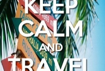 Travely Trips / Places I've been and places I want to go. / by The Girlie Tomboy