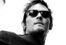 Norman Reedus / The most gorgeous man alive. Norman Reedus/Daryl Dixon. Sexy bad ass.