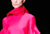 Trend Report: Frill Seeker / After the austere shapes of last season, frills flounced the spring/ summer catwalks with aplomb. The youthful nature of frills is playful in its frivolity. By distorting proportions, the frill is also incredibly flattering. / by ME+EM