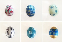 easter / eggs and other decorating inspiration just for the bunny