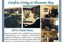 225 E. Fiesta Green Port Hueneme / Senior Living At Its Best! / by Mignonne Hubina