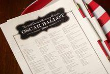 Oscar Party Ideas / by Mignonne Hubina