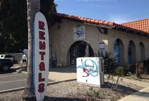 William Dennis Surf Boards / Early Ventura Surfing / by Mignonne Hubina