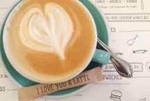 Coffee / by Christina Stiehl