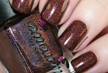 Colors by Llarowe Polish Swatches / by The Girlie Tomboy