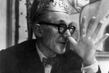 my ♥ Le Corbusier