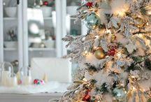 Christmas trees / Joys of decorating  / by Mignonne Hubina