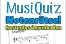 Musikunterricht-Material / Ressourcen für den Musikunterricht und die musisch-kreative Früherziehung