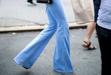 The 70s Trend: the ME+EM Slim Flare Jean / by ME+EM