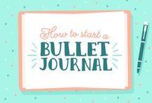 Bullet Journaling!