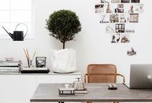 WORKSPACE - STUDY / Home offices and workspaces to suit everyone.