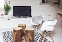 Living Room Ideas / Living room inspiration.