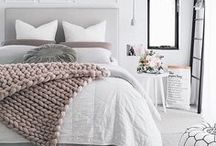 Bedroom Decor Ideas / A beautiful selection of bedrooms.