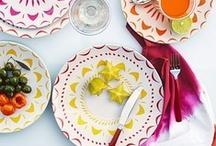 Dinnerware / by Leslie Durso