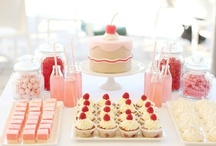 Picture Perfect Party / Party ideas; birthday, wedding, valentine, halloween, christmas, for kids, party decor, dessert table, food, and entertainment.